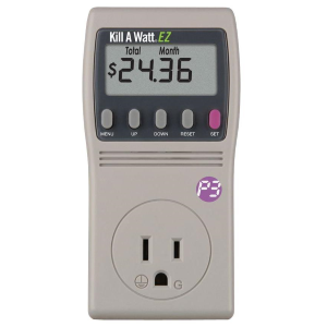 P4460 Kill a Watt for monitoring electricity usage from the wall